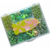 Rocailles Box. green