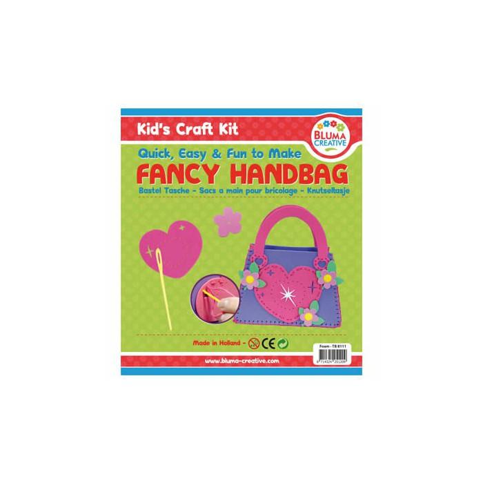 Fancy Foam Handbag