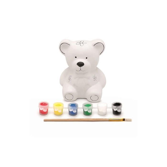 Money box painting kit - bear