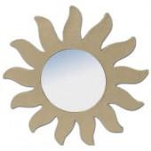 Cardboard Mirror sun 39.5 cm