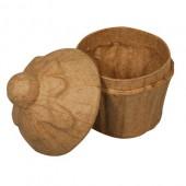 Cardboard box muffin