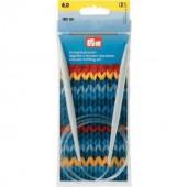 Circular knitting pins nr 8
