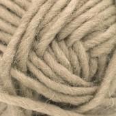 Machine felting wool, beige