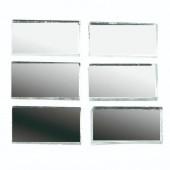 Crackle Mosaic - Tiles 20x10mm, mirror