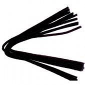Chenilles (cure-pipe), 10 pièces, noir