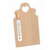 Planchette thermomètre