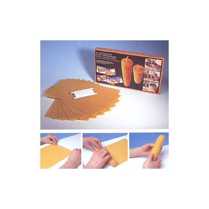 Besswax honeycomb kit