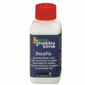 Decofix, glue/laquer for napkins