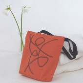 Cotton fabric bag