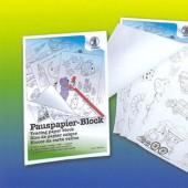 Tracing paper bloc