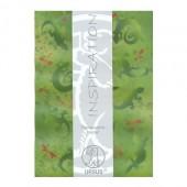 """Papier transparent """"Gecko"""""""