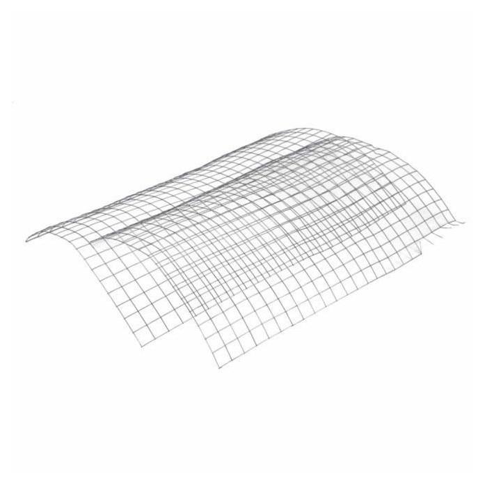 Wire mesh, 20x30cm, 2 pces