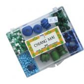 Kit Chiang Mai bleu/vert