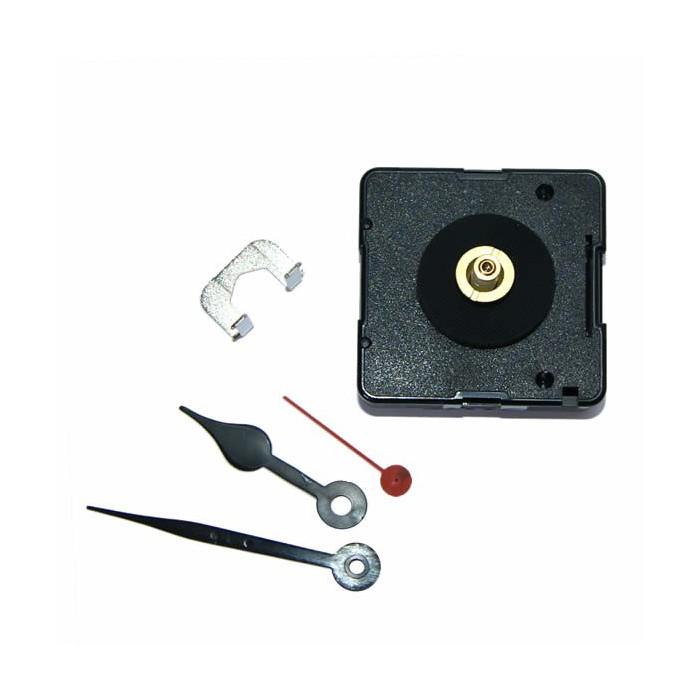 Quartz mechanism and 3 plastic clock-hands