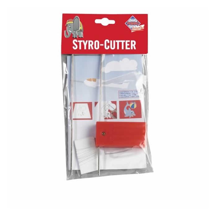 Styrofoam cutter