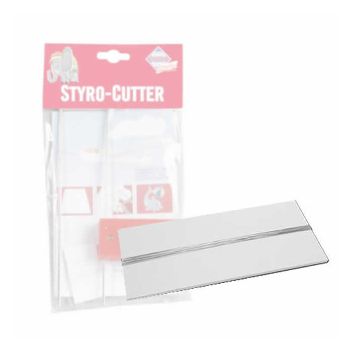 Styrofoam cutter, cutting wire