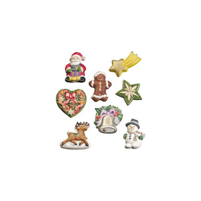 Mould Christmas items II