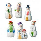 Mould snowmen