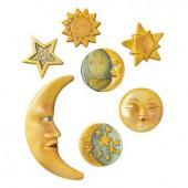 Mould moon/stars