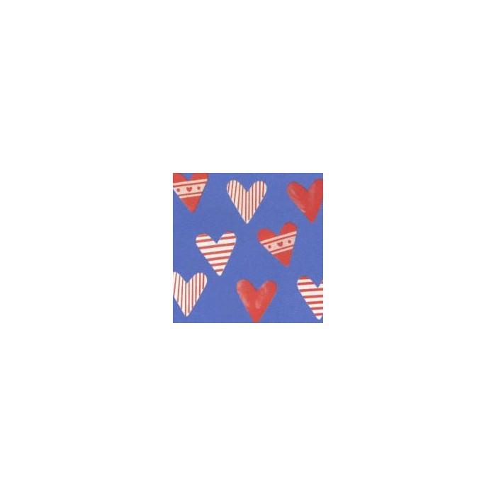 """Decorations """"hearts"""", 4cm, 8 pces"""