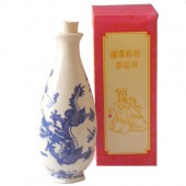 Encre de Chine, flacon porcelaine, 150ml