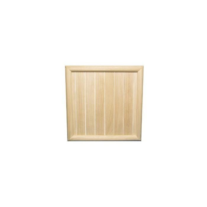 Wooden big frame 43x43cm