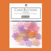 Hero Arts, coloured buttons, 24 pces