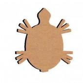 Wooden board turtle 26cm