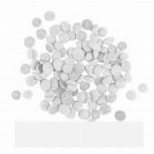 Colorant pour cire et gel, blanc, 10g