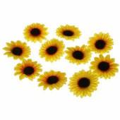 Fleurs de tournesol, Ø 35mm, 15 pces