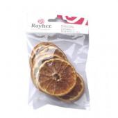 Tranches d'orange séchées +/- 25g