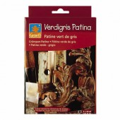 Gedeo - Verdigris Patina