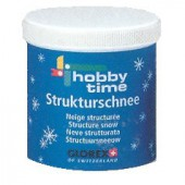 Hobby Time - Neige structurée 100ml