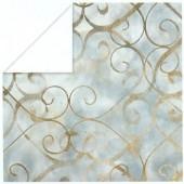 Papier bleu, spirales