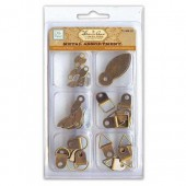Timeless Collection - Metal Assortment 52 pcs
