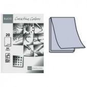 Bloc blanc papier granulé 120g/m2
