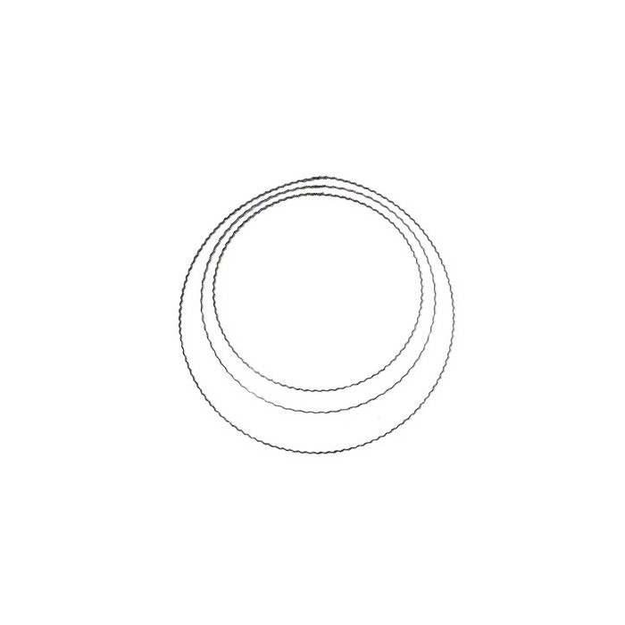 Metallic Ring, Ø22cm