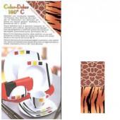 Color-Dekor 180°, Afrika tigre/girafe