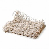 Fishing net bleached, 1x1m
