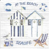 Napkin At the Beach, 1 piece