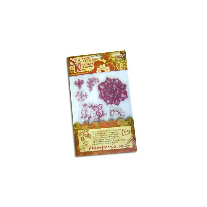Clear stamps, Classico Allegro