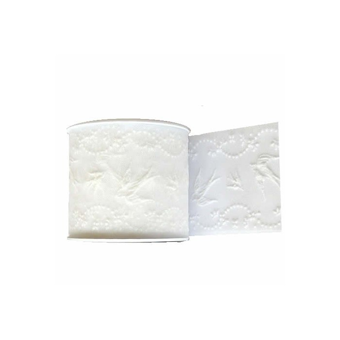 White Ribbon Doves, 80mm/20m