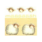 Napkin sheeps, 1 piece