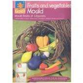 Moule Fruits et légumes 31x23cm