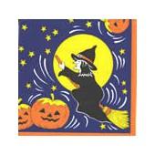Serviette Halloween, 1 pièce