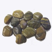 Decorative stones, 500ml, brown