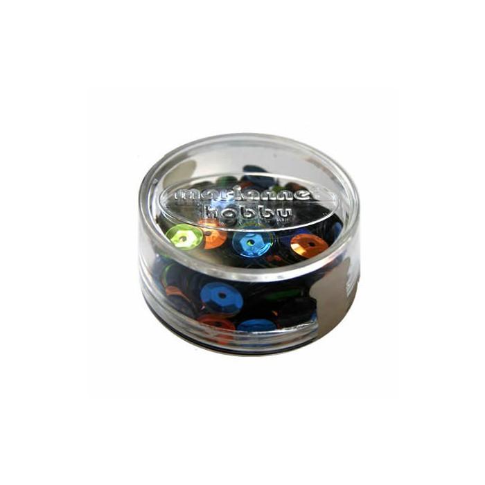 Glitter mix, 6mm, 6g
