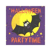 Napkin Halloween Party, 1 piece