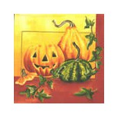 Napkin Autumn Still Life, 1 piece