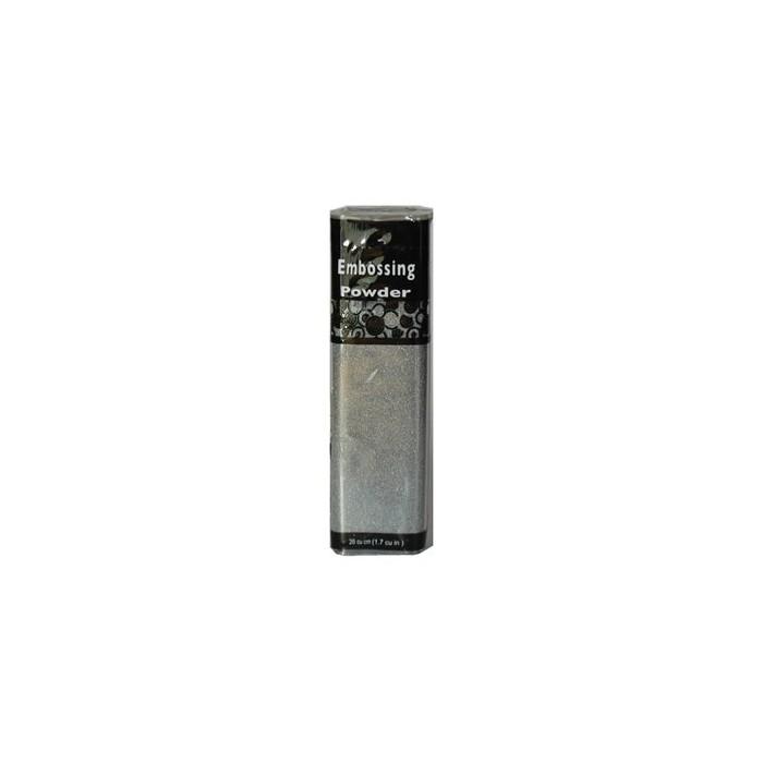 Embossing Powder, silber, 26cc